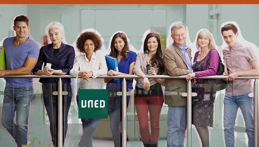 imagen de equipo docente de la UNED