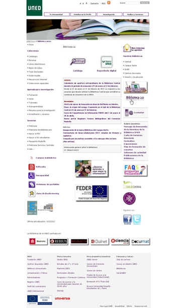 Uned bp biblioteca for Biblioteca uned catalogo