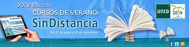 """Cabecera del blog """"SinDistancia"""" 2014"""