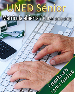 Cartel UNED Senior