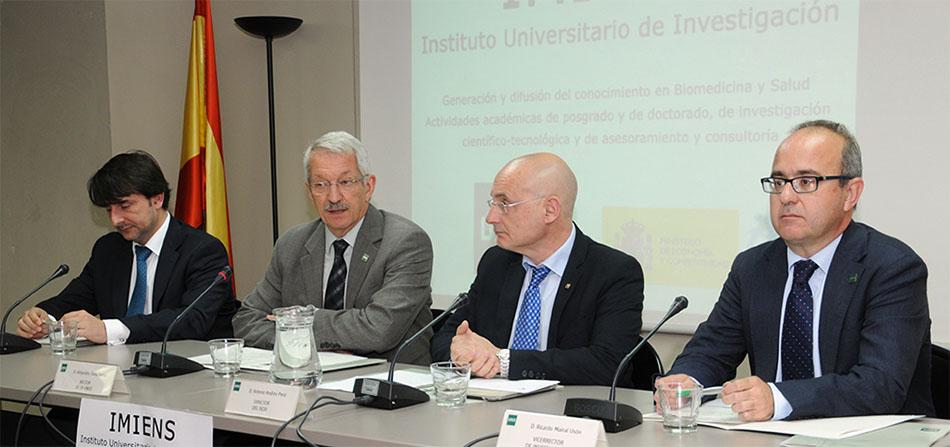 Presentación IMIENS Mayo 2014