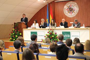 Acto Apertura en Asturias