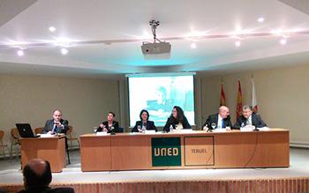 Acto Apertura en Teruel