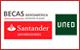 Becas Santander