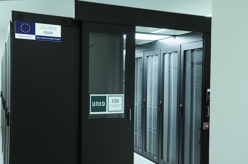 Instalaciones del CTU en Las Rozas