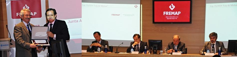 Premio FREMAP a la UNED por su compromiso con la prevención de riesgos laborales