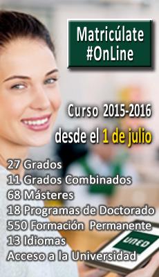 convocatoria matrícula curso 2015-16