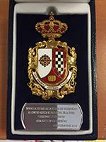 Medalla de Oro de la Ciudad