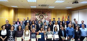 Titulados UNED Pamplona
