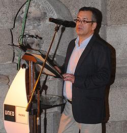 Miguel Minaya homenaje a Félix Grande