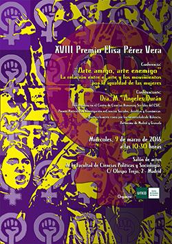 Premio Elisa Pérez Vera