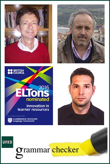 James Lawley, Rubén Chacón y Sergio Martín