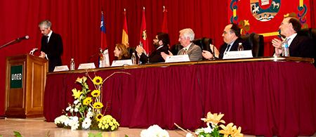 Foto de la noticia Adolfo Suárez Illana pronuncia la lección inaugural de la XXVII Edición de los Cursos de Verano de la UNED