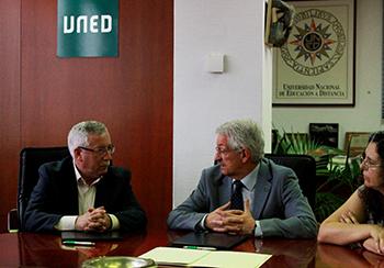 Convenio entre la UNED y la Confederación Sindical de CCOO