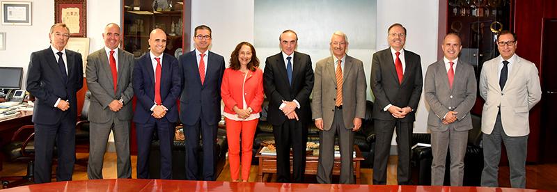 Convenio UNED-Santander