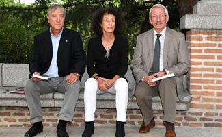 Alejandro Tiana, Mercedes Cabrera y Carlos López Cortiñas