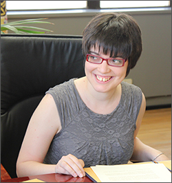 Claudia Tecglen