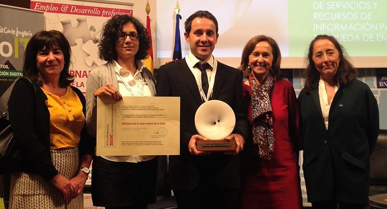 Premio Biblioteca UNED de Zamora