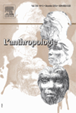 Portada de L'Anthropologie