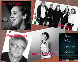 Foto de la noticia Letra y música en torno a ellas, las mujeres