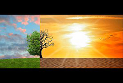Foto de la noticia Retos ambientales: cambio climático, consumo, turismo y espacios sostenibles