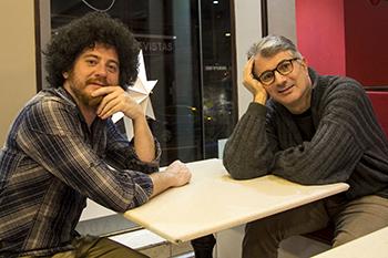 Jorge y Paco
