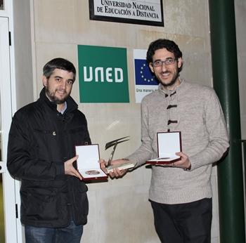 Pablo Baizán y Cristóbal Torres