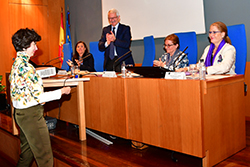 Foto de la noticia África Cabanillas Casafranca gana el XX Premio Elisa Pérez Vera de la UNED