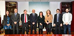 Foto de la noticia Convenio Cátedra AQUAE de la UNED – Asociación Española de Abastecimiento de Agua y Saneamiento