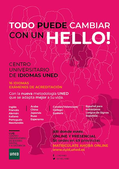 Aprende neerlandés y esperanto (y otros 14 idiomas más) en la UNED