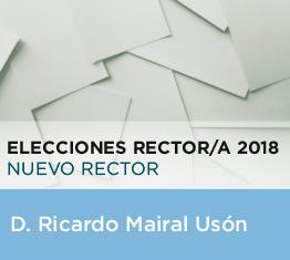 Elecciones a Rector 2018