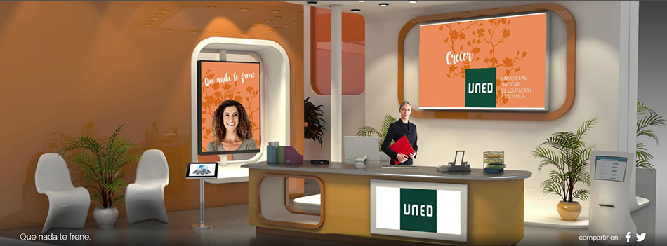 Stand UNED