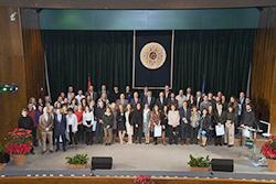 Foto de la noticia El Consejo Social de la UNED entrega sus premios a la Excelencia académica y de gestión por parte de profesores, Personal de Administración y Servicios y Centros Asociados