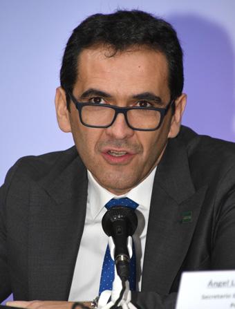 Alberto Mingo Álvarez, vicerrector de Estudiantes y Emprendimiento de la UNED