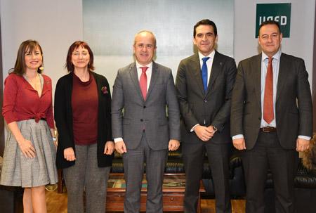 La UNED y la Red Española de Aprendizaje-Servicio colaboraran para fomentar y difundir esta metodología