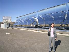 Foto de la noticia Un Reloj de Sol para aportar energía a la industria europea