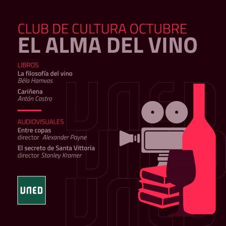 Club de Cultura (octubre 2020): El alma del vino