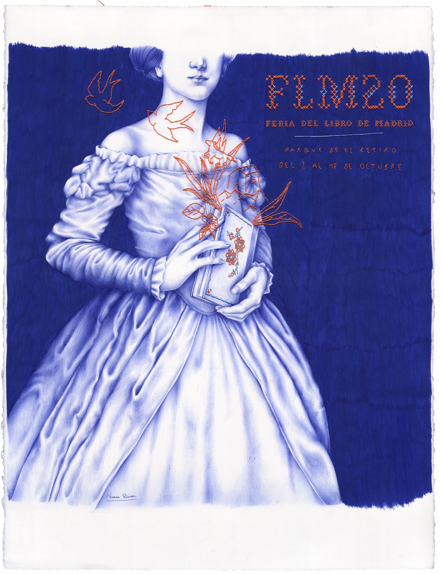 Imagen de la 79 Edición de la Feria del Libro de Madrid