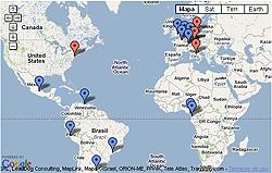 Centros de la UNED en el extranjero