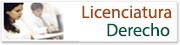 Licenciatura Derecho