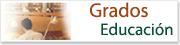 Grados en Educación
