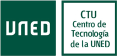 Logo del Centro de tecnologa de la Uned
