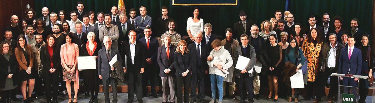 Premios del Consejo Social 2017: méritos, metas y excelencia