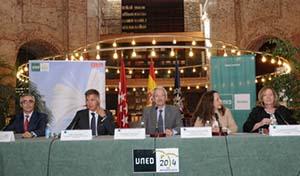 Presentación de los Cursos de Verano de la UNED 2014