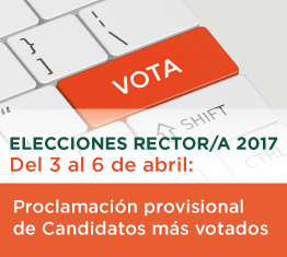 Proclamación provisional de candidatos para la segunda vuelta