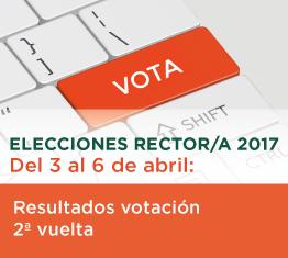 Resultados electorales de la segunda vuelta