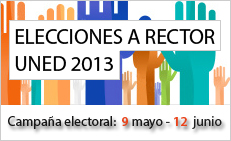 Elecciones a Rector/a de la UNED 2013